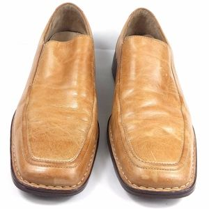 Rockport Morrigan 13M Tan Slip-on Loafers Shoes